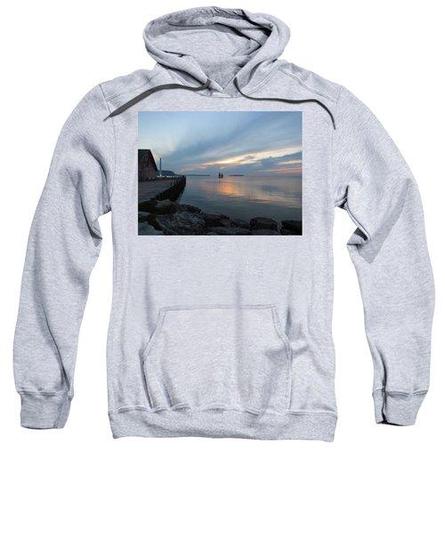 Anderson Dock Sunset Sweatshirt