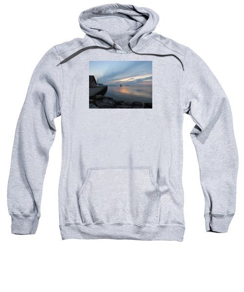 Anderson Dock Sunset Sweatshirt