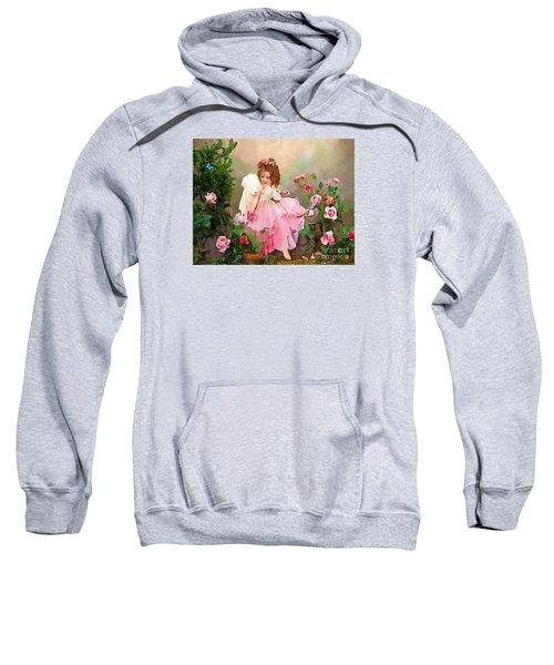 Angel And Baby  Sweatshirt