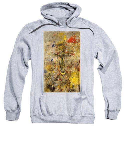 Angel In Journey Sweatshirt