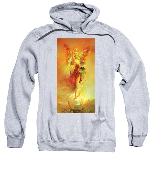 Angel Of Abundance - Fortuna Sweatshirt