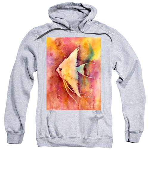 Angelfish II Sweatshirt