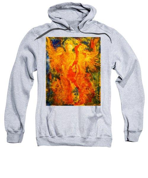 Angels Of Passion Sweatshirt