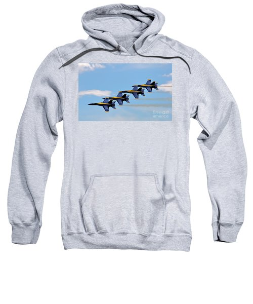 Angels Of The Sky Sweatshirt