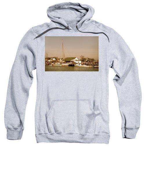 Antiques At Deal Island Sweatshirt