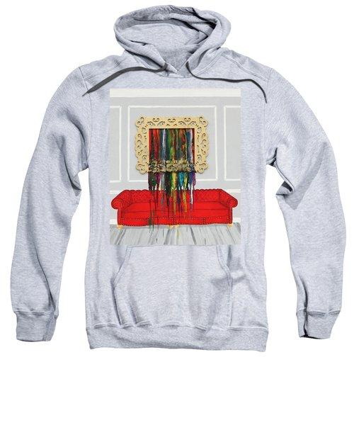 Art Cry Sweatshirt