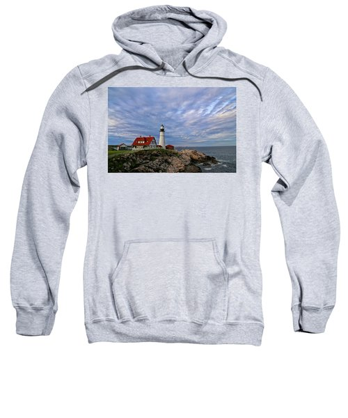 As The Sky Reaches The Water Sweatshirt