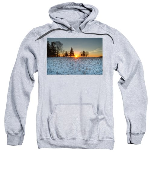 At First Light Sweatshirt