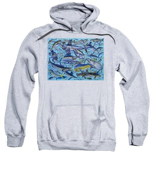 Atlantic Gamefish Off008 Sweatshirt