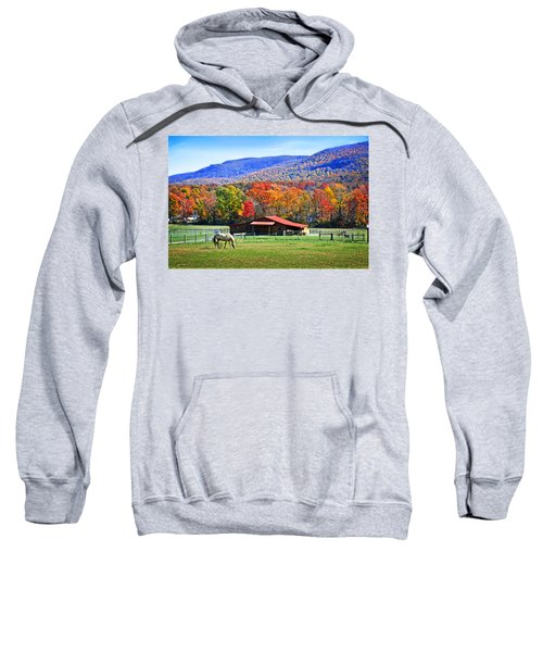 Autumn In Rural Virginia  Sweatshirt