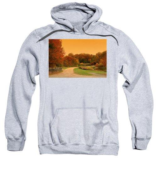 Autumn In The Park - Holmdel Park Sweatshirt