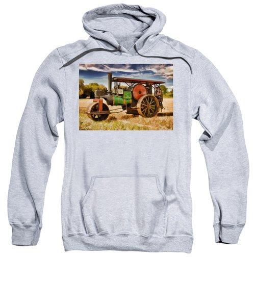 Aveling Porter Road Roller Sweatshirt