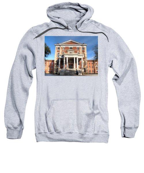 Babcock Building-2 Sweatshirt