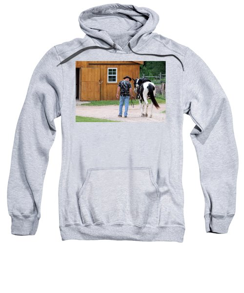 Back To The Barn Sweatshirt