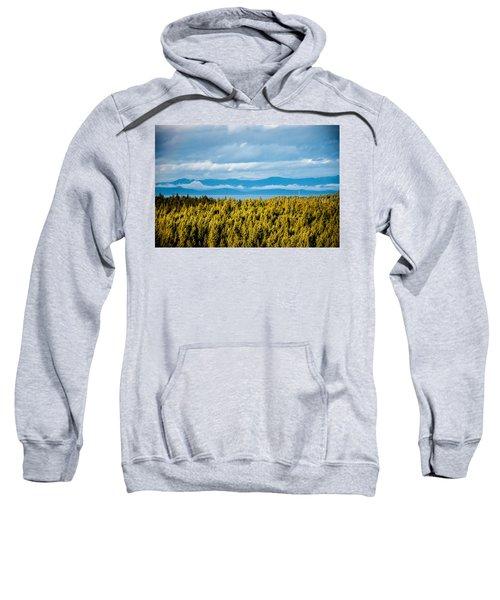 Backroad Ocean View Sweatshirt