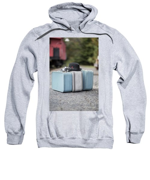 Bags All Packed Ready To Go Sweatshirt