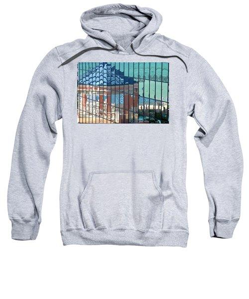 Bahamas Beach Pavilion Sweatshirt