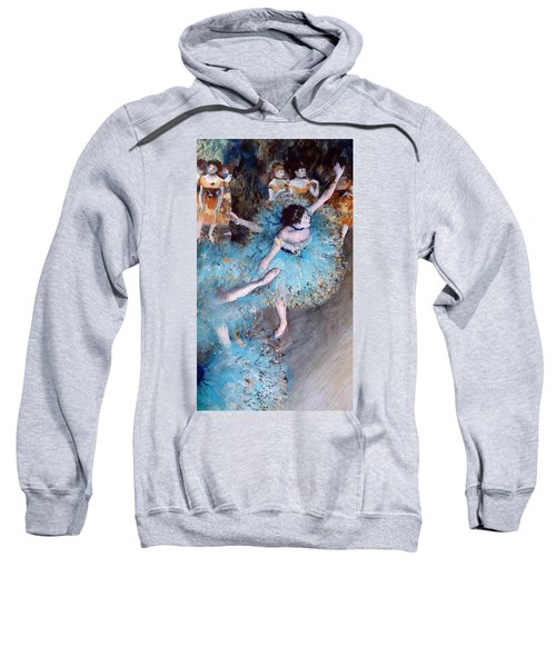 Ballerina On Pointe  Sweatshirt
