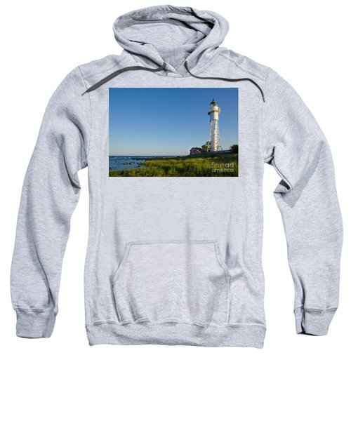 Baltic Sea Lighthouse Sweatshirt