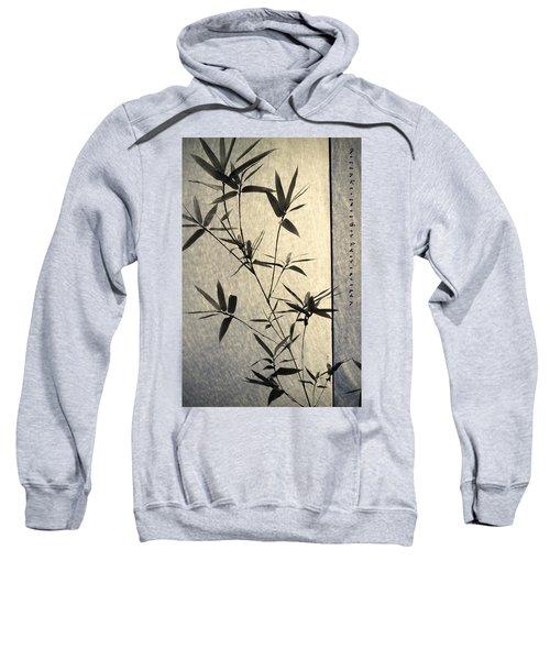 Bamboo Leaves Sweatshirt
