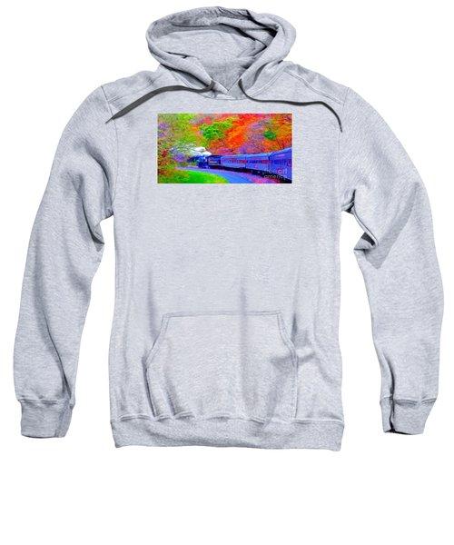 Bang Bang Choo Choo Train-a Dreamy Version Collection Sweatshirt
