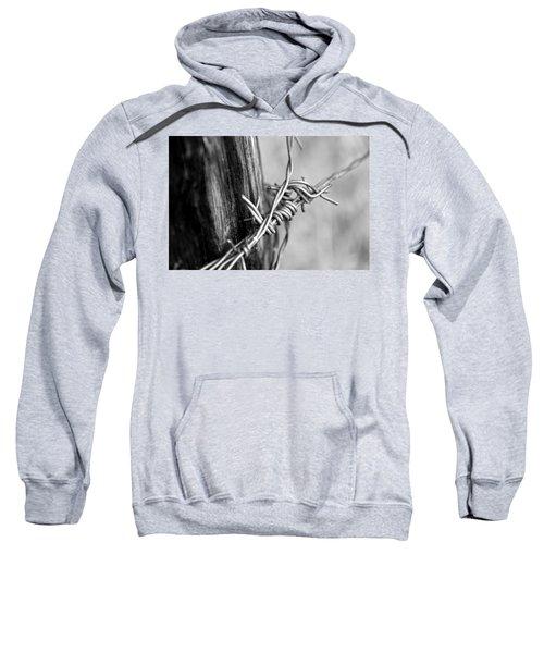 Barbed Bw Sweatshirt