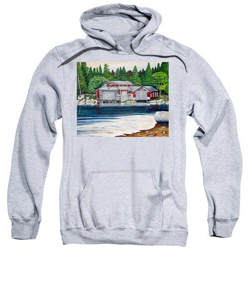 Barkhouse Boatshed Sweatshirt