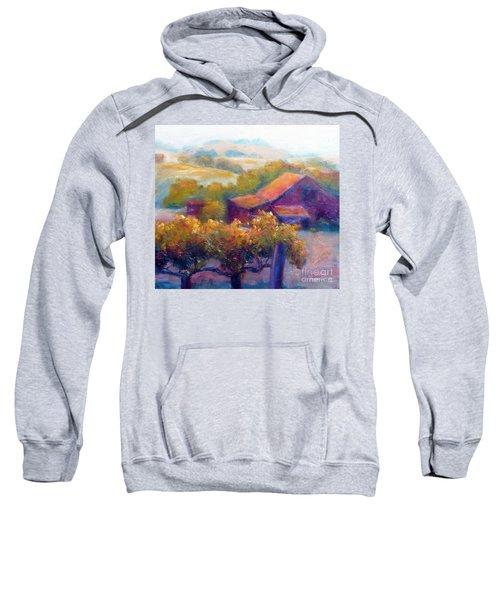 Barn Vineyard Sweatshirt