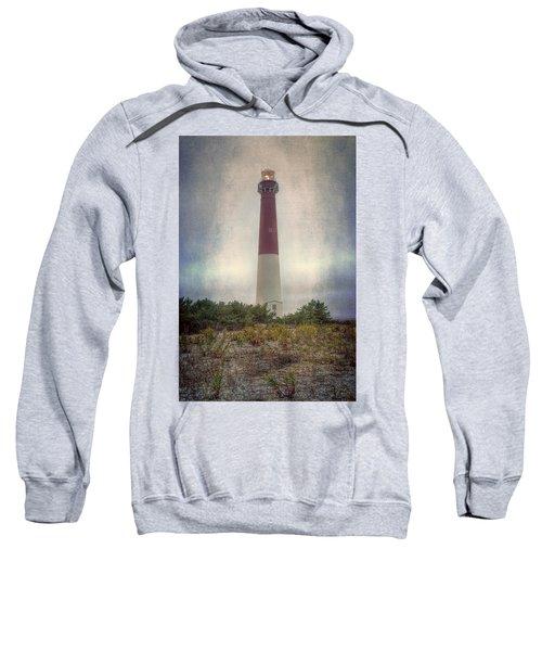 Barnegat Lighthouse Dawn Sweatshirt