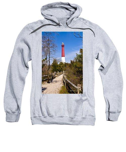 Barnegat Lighthouse II Sweatshirt