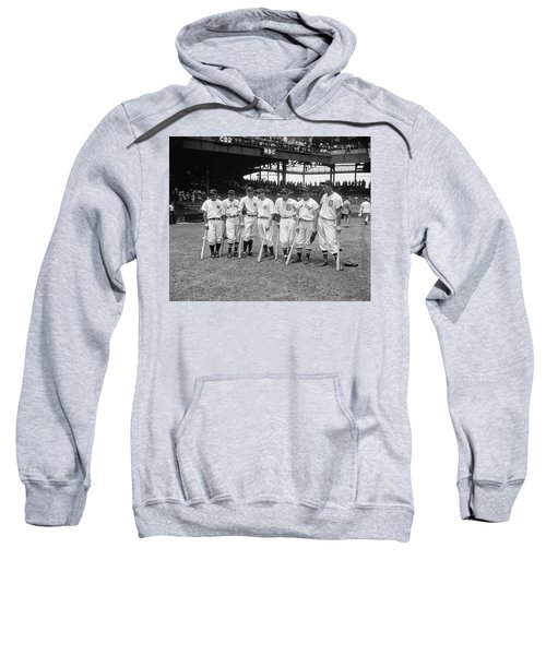 Baseball All Star Sluggers Sweatshirt