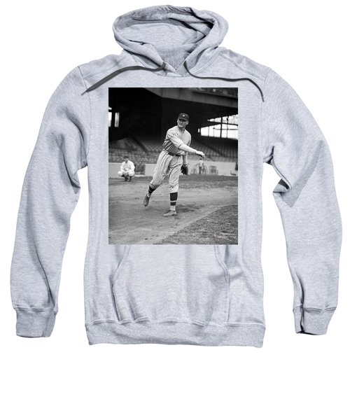 Baseball Star Walter Johnson Sweatshirt