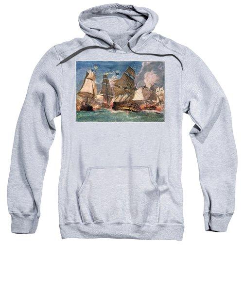 Battle Of Virginia Capes Sweatshirt