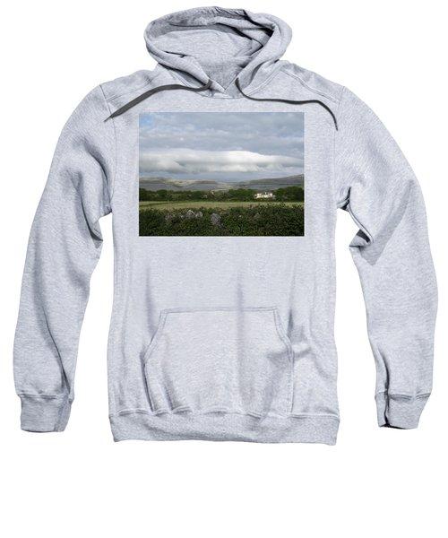 Baughlyvann Clouds Sweatshirt