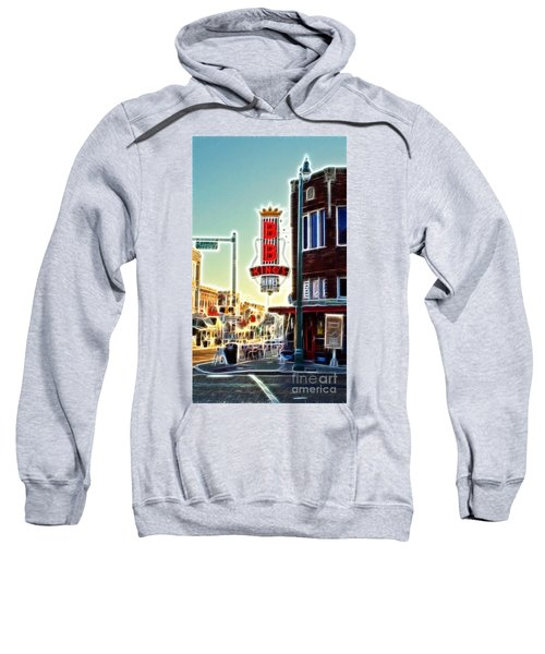 Bb King Club Sweatshirt