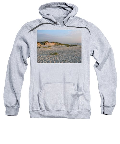 Beach At Sunrise Sweatshirt