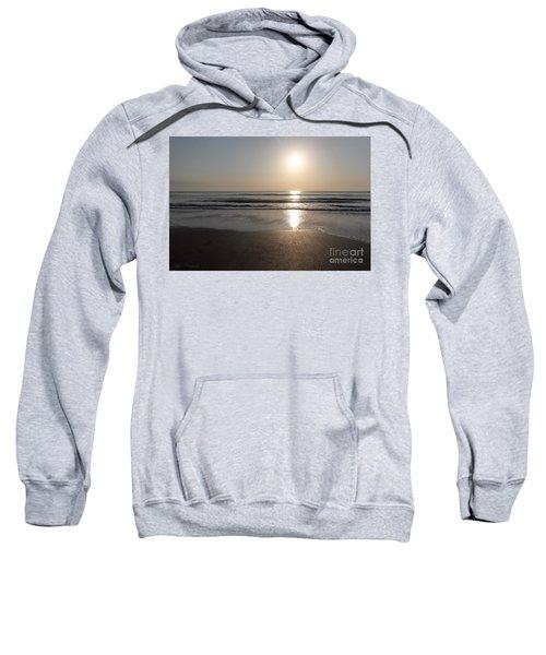 Beach At Sunrise Sweatshirt