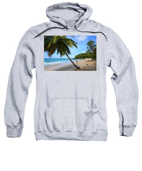 Beach In Dominican Republic Sweatshirt