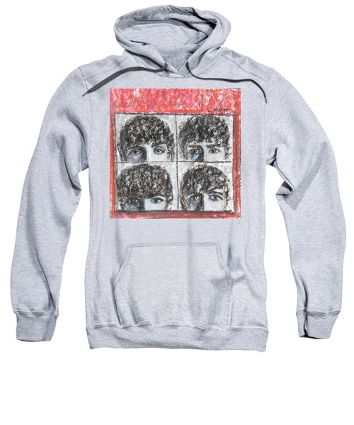 Beatles Hard Day's Night Sweatshirt