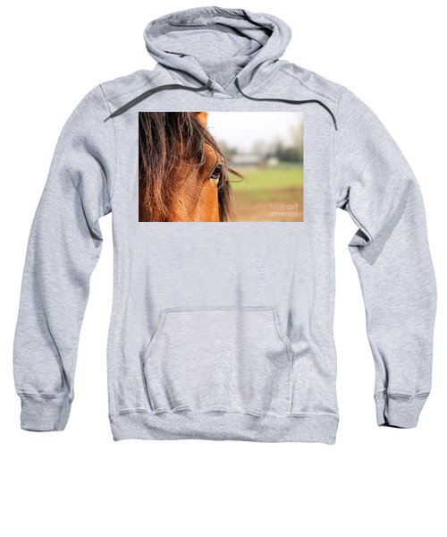 Beautiful Eye Sweatshirt