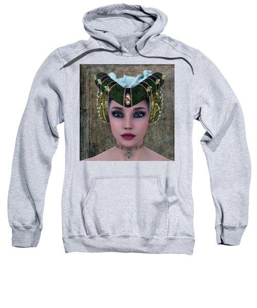 Beautiful Woman Sweatshirt