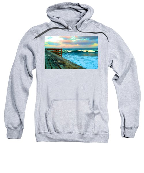 Beauty Of The Pier Sweatshirt
