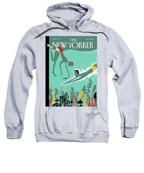 Beneath The Waves Sweatshirt