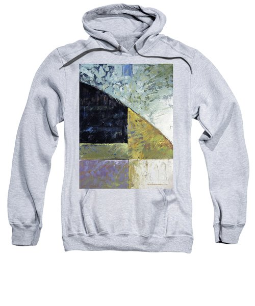 Bent On Abstraction Sweatshirt
