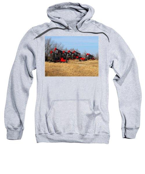 Bethlehem Pump Jacks Sweatshirt