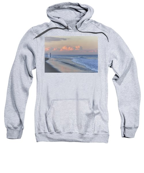 Better Days Ahead Seaside Heights Nj Sweatshirt