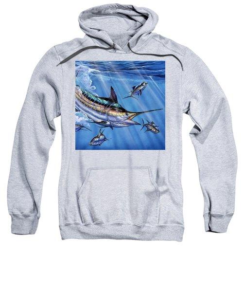 Big Blue And Tuna Sweatshirt