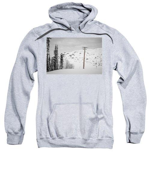 Big Horn Sheep Hinton Hillside Sweatshirt