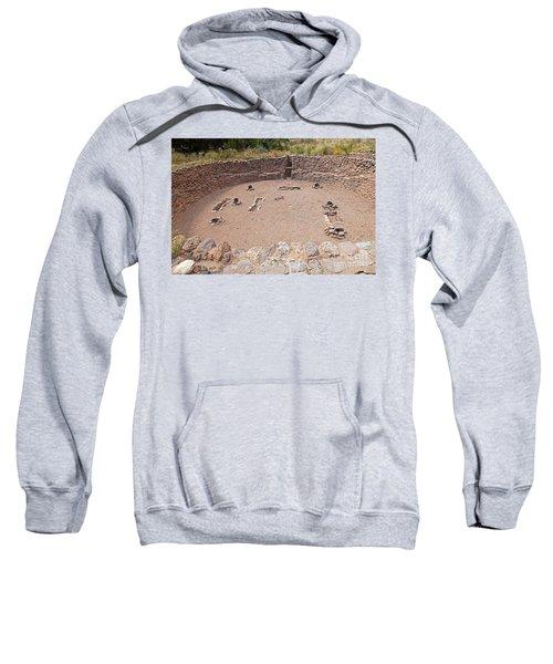 Big Kiva Bandelier National Monument Sweatshirt