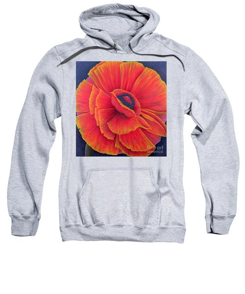 Big Poppy Sweatshirt